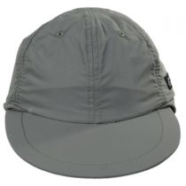 Excavator Nylon Fishing Flap Cap alternate view 10
