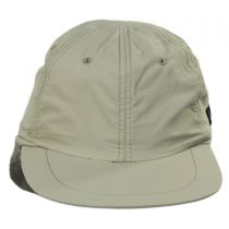 Excavator Nylon Fishing Flap Cap alternate view 14