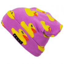 Lawrence Duckie Beanie Hat in