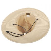 Loreto Ribbon Aussie Hat in