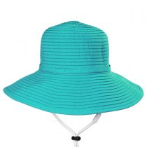 Seashell Ribbon Kids Sun Hat alternate view 2