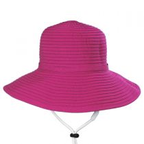 Seashell Ribbon Kids Sun Hat alternate view 6