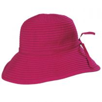 Seashell Ribbon Kids Sun Hat alternate view 7