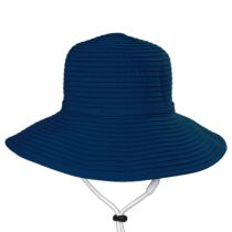 Seashell Ribbon Kids Sun Hat alternate view 10