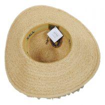 Cefalu Raffia Straw Swinger Hat alternate view 4