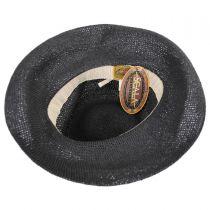 Graziella Breton Hand Crocheted Toyo Straw Sun Hat alternate view 4