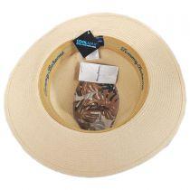 Ko Lipe Toyo Straw Fedora Hat alternate view 4