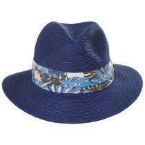 Ko Lipe Toyo Straw Fedora Hat alternate view 6