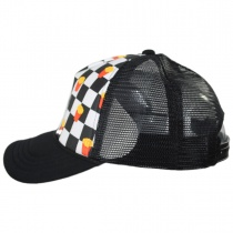 Kids Small Fry Trucker Snapback Baseball Cap alternate view 3