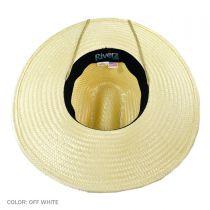 Utah Lifeguard Straw Hat