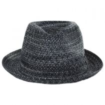 Freddy Braid Fedora Hat alternate view 2