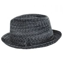 Freddy Braid Fedora Hat alternate view 3