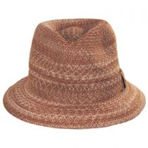 Freddy Braid Fedora Hat alternate view 10