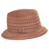 Freddy Braid Fedora Hat alternate view 11