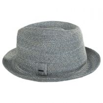 Freddy Braid Fedora Hat in