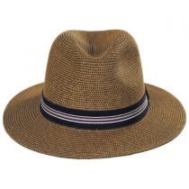 Hester Toyo Straw Blend Fedora Hat alternate view 2