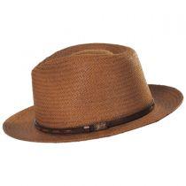Lappen Raindura Straw Fedora Hat alternate view 3