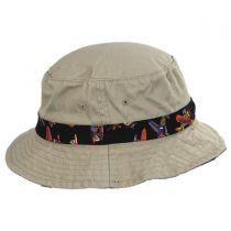 Aircraft Cotton Kids Bucket Hat alternate view 3