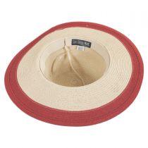 Summer Fruit Kids Toyo Straw Blend Sun Hat alternate view 4