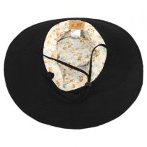 Pier Cotton and Linen Sun Hat in