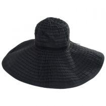 Antonia Ribbon Swinger Hat in