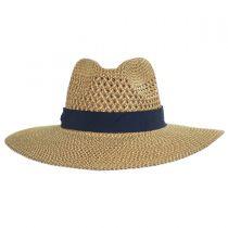 Blanchet Toyo Straw Blend Fedora Hat alternate view 6