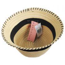 Kiki Toyo Straw Cloche Hat alternate view 8