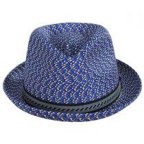 Mannes Poly Braid Fedora Hat alternate view 2