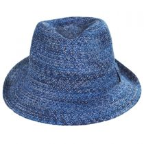 Freddy Braid Fedora Hat alternate view 6