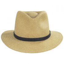 Bristol Raindura Straw Fedora Hat alternate view 30