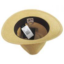 Bristol Raindura Straw Fedora Hat alternate view 32