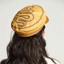 Serpent Cotton Fiddler Cap in