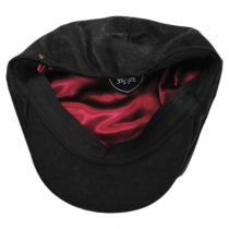 Brood Faux Pony Hair Newsboy Cap alternate view 16