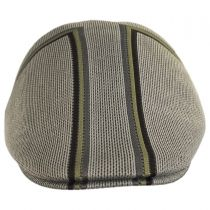 Tropic Angle Stripe 504 Ivy Cap in