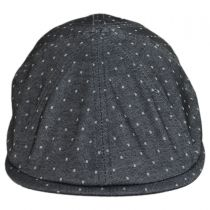 Spot Cotton Blend Flexfit Newsboy Cap alternate view 2