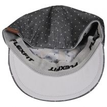 Spot Cotton Blend Flexfit Newsboy Cap alternate view 4