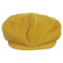 Ollie Cotton Newsboy Cap in
