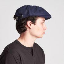 Brood Adjustable Newsboy Cap in