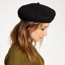 Audrey Wool Beret in