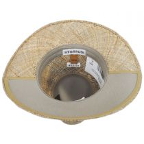 Alder Seagrass Straw Outback Hat alternate view 8