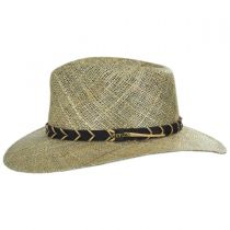 Alder Seagrass Straw Outback Hat alternate view 11