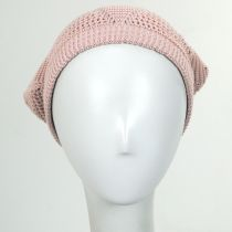Rosella Cotton Beret Hat alternate view 4