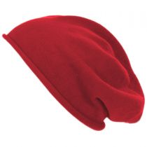 Roller Cotton Beanie Hat in