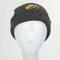 Peek A Boo Tropical Fish Beanie Hat in