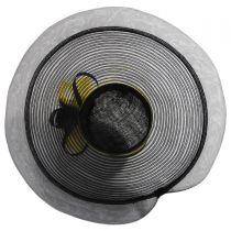 Eloise Sinamay Blend Lampshade Hat alternate view 12