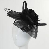 Priscilla Sinamay Fascinator Hat alternate view 2