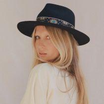 Phoenix Wool Fedora Hat in