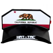 California Flag Hat-Tac in