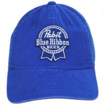 Pabst Blue Ribbon Beer Strapback Baseball Cap alternate view 2