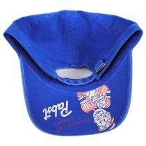 Pabst Blue Ribbon Beer Strapback Baseball Cap alternate view 4
